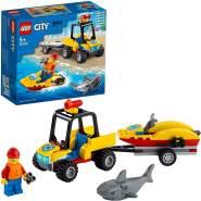 LEGO City 60286 'Strand-Rettungsquad', 79 Teile, ab 5 Jahren