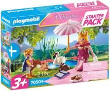 Playmobil Princess 70504 'Starter Pack Prinzessin Ergänzungssset', 23 Teile, ab 3 Jahren