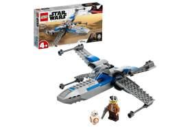 LEGO® Star Wars 75297 'Resistance X Wing', 60 Teile, ab 4 Jahren