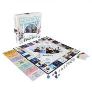 Monopoly 'Die Eiskönigin 2' Brettspiel, ab 8 Jahren, 2-6 Spieler, Klassiker im Disney Frozen 2 Motiv