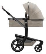 Joolz 'Day+' Kinderwagen Set 3 in 1 inkl. Cybex Cloud Z Babyschale Timeless Taupe Deep Black