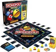 Monopoly 'Arcade Pac-Man' Brettspiel, ab 8 Jahren, 2-4 Spieler, inkl. Bank- und Arcade-Automat