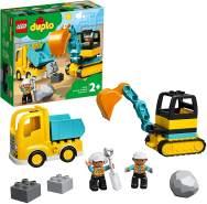 LEGO DUPLO 10931 'Bagger und Laster', 20 Teile, ab 2 Jahren