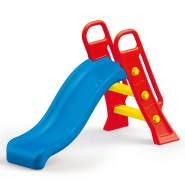 BabyGO 'Junior' Rutsche, rot/blau