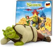 Tonies Shrek 'Der tollkühne Held', Hörfigur mit 62 Minuten Spielzeit, ab 7 Jahren