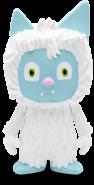 tonies Hörfiguren für Toniebox - Kreativ Yeti - ca. 90 Minuten Speicher für Deine Musik, Geschichten, Hörbücher und Eigene Audiodateien - DEUTSCH