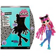 MGA Entertainment L.O.L. Surprise OMG Doll Series 3- Disco Sk8er - Spielfigur, Puppe