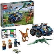 LEGO Jurassic World 75940 'Ausbruch von Gallimimus und Pteranodon', 391 Teile, ab 7 Jahren