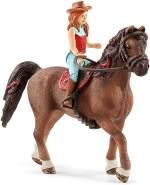 Schleich Horse Club 42411 'Hannah & Cayenne', ab 5 Jahren, 5 Teile