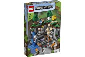 LEGO® Minecraft 21169 'Das erste Abenteuer', 542 Teile, ab 8 Jahren