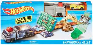 Hot Wheels Earthquake Alley Set DWY52