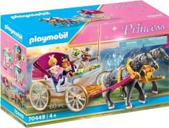 Playmobil Princess 70449 'Romantische Pferdekutsche', 60 Teile, ab 4 Jahren