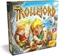 Zoch 601105116 Trollfjord, das strategische Glücksspiel, Braun, OneSize
