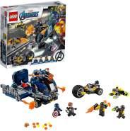 LEGO Marvel Avengers 76143 'Avengers Truck-Festnahme', 477 Teile, ab 7 Jahren