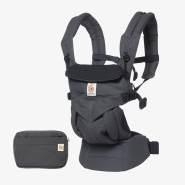 Ergobaby 'Omni 360' Babytrage 4-Positionen Charcoal