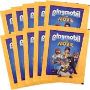 Playmobil - Der Film 2019 - Sammelsticker - 50 verschiedene Sticker
