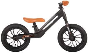 QPlay 'Balance Bike Racer' Laufrad, ab 2 Jahren, schwarz