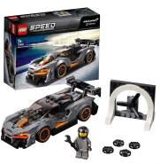 LEGO Speed Champions 75892 'McLaren Senna', 219 Teile, ab 7 Jahren, zum Nachspielen von rasanten Rennszenarien