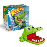 Hasbro 'Kroko Doc' Reaktionsspiel, Geschicklichkeitsspiel - Neuauflage des Spieleklassikers