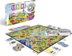 Hasbro 'Das Spiel des Lebens - mit Haustieren', Brettspiel, ab 8 Jahren, 2-4 Spieler, der Klassiker unter den Familienspielen