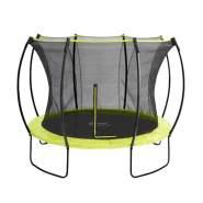 Plum 'Colour Trampolin', 366 cm Durchmesser, ab 3 Jahren, maximal bis 100 kg belastbar, inkl. Sicherheitsnetz