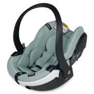 BeSafe Babyschale iZi Go Modular X1 -Size Sea Green Mélange